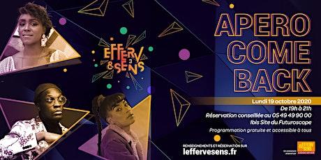 Efferv&Sens 3 - Apéro Come Back billets