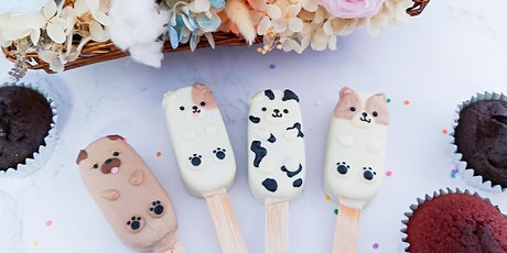 Pupsicle Cake Pops tickets