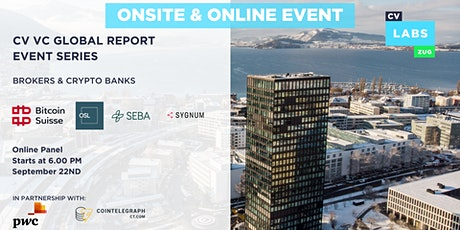 CV VC Global Report - Brokers & Crypto Banks tickets