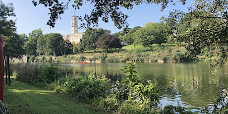 5 Mile Easy Walk Around Highfields Park and Wollaton Park tickets
