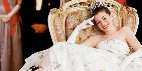 Drive in bioscoop - The Princess Diaries tickets