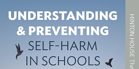 Dr Tina Rae Understanding & Preventing Self-Harm in Children & Young People