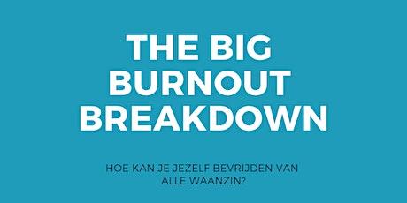 Burn-out Breakdown Workshop tickets