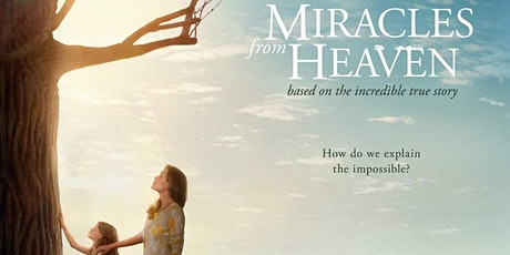 Drive in bioscoop - Miracles from Heaven tickets