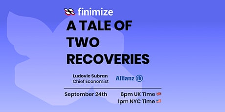 A Tale Of Two Recoveries tickets