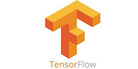4 Weekends TensorFlow Training Course in Copenhagen bilhetes