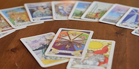 Live-Onlineseminar Tarot für Anfänger Tickets
