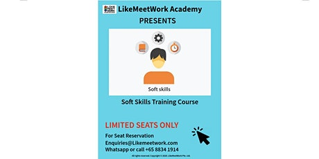 Introductory Soft Skills Short Course tickets