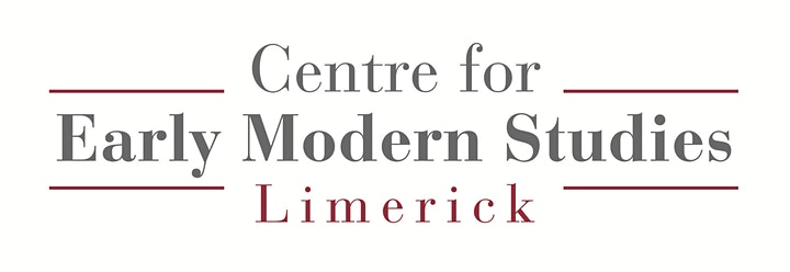 Centre for Early Modern Studies, Limerick - Research Webinar image