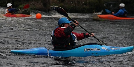 Day 2 Level 2 Kayak assessment tickets