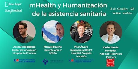 mHealth y Humanización de la asistencia sanitaria entradas