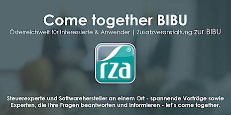 Come together BIBU - KÄRNTEN (Moosburg) Tickets
