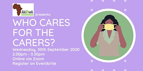 Online Conference: Who Cares for the Carers? tickets