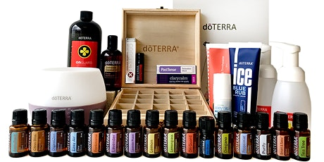 Essential Oils Online Beginner Workshop tickets
