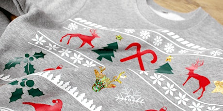 Make Your Own Christmas Jumper tickets