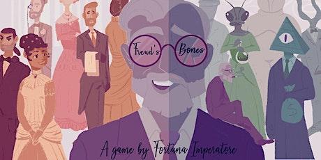 Freud's Bones : la sfida di una game designer laureata in psicologia biglietti
