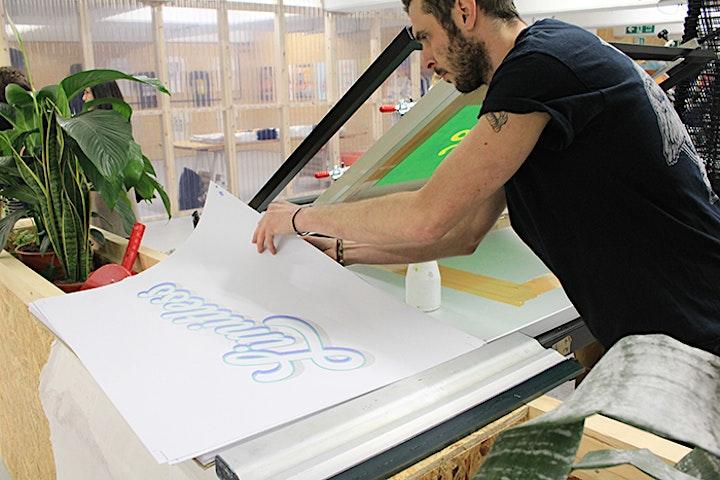 1 Day Paper Printing Workshop image