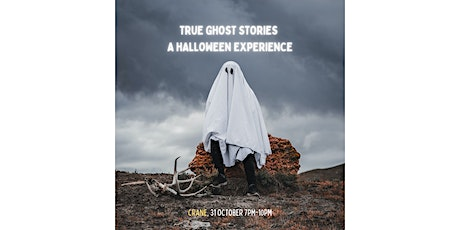 True Ghost Stories: A Halloween Experience with Shaiful Risan tickets