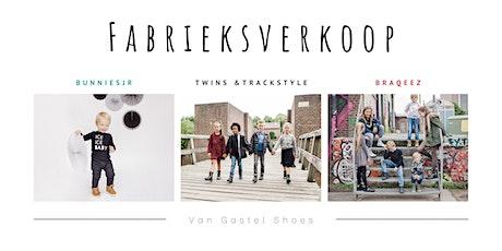[VOL] - Fabrieksverkoop Van Gastel Shoes - 24 oktober - 13:30u tot 14:15u tickets