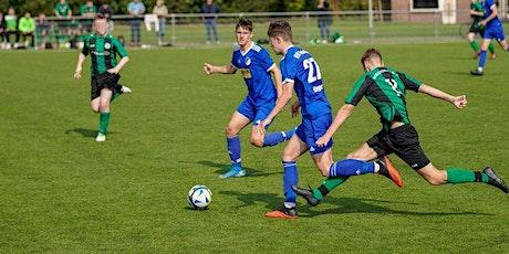 3. Meisterschaftsspiel: U19 VfL Senden - U19 SG Telgte Tickets