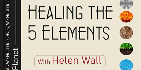 Healing the Five Elements tickets