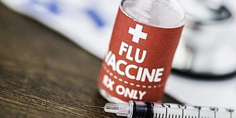 Flu Vaccine Training for Non- Healthcare Workers Tickets