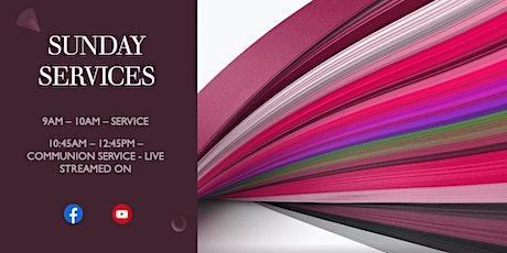 Living Light - 10:45am Service tickets
