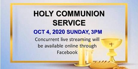 CMC Holy Communion tickets