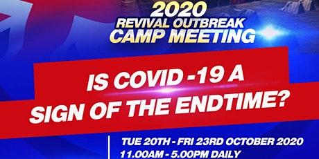 REVIVAL OUTBREAK CAMP MEETING 2020 tickets