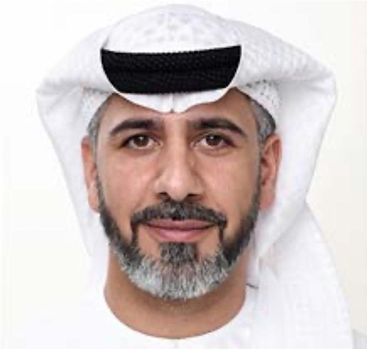 "Space Café WebTalk -  ""33 minutes with Fahad Al Mheiri "" image"