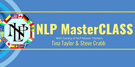 NLP MasterCLASS in the META MODEL with Kathleen LaValle NLP Master Trainer tickets