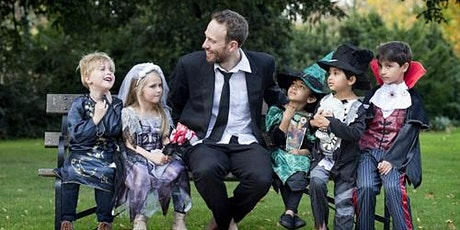 Halloween Storytelling for Little Monsters with John Kirk tickets