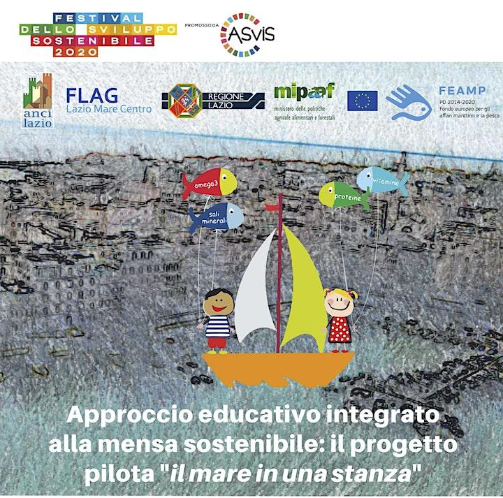 Immagine Il mare in una stanza: approccio educativo integrato alla mensa sostenibile