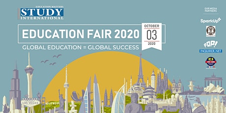 STUDY INTERNATIONAL EDUCATION FAIR 2020 tickets
