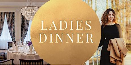 Exklusives Ladies Dinner | INNERES STRAHLEN ERWECKEN & Fine Dining tickets