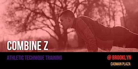 Combine Z - Athletic Fitness Classes @ BROOKLYN tickets