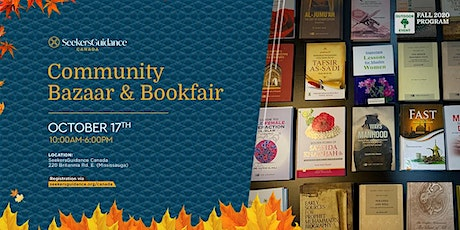Community Bazaar & Bookfair tickets