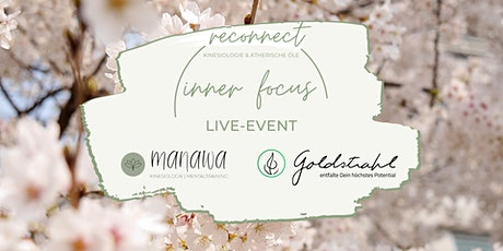 reconnect LIVE: inner focus Tickets