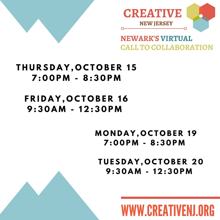 Newark's Virtual Call to Collaboration image
