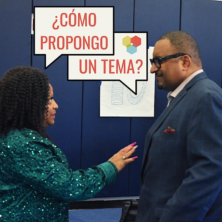 Imagen de La Llamada para Colaboración Virtual de Newark