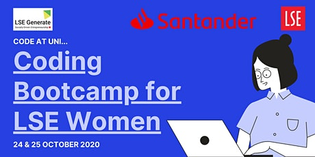 Coding Bootcamp for LSE Women! tickets