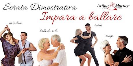 Serata Dimostrativa - Impara a Ballare biglietti