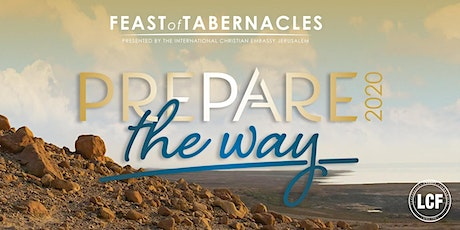 LCF Feast of Tabernacles tickets