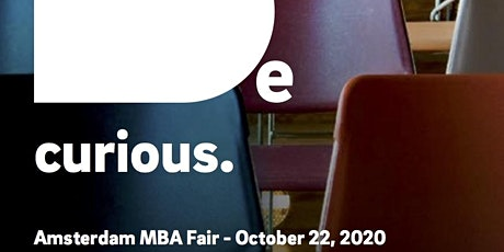 Amsterdam MBA Fair 2020 tickets