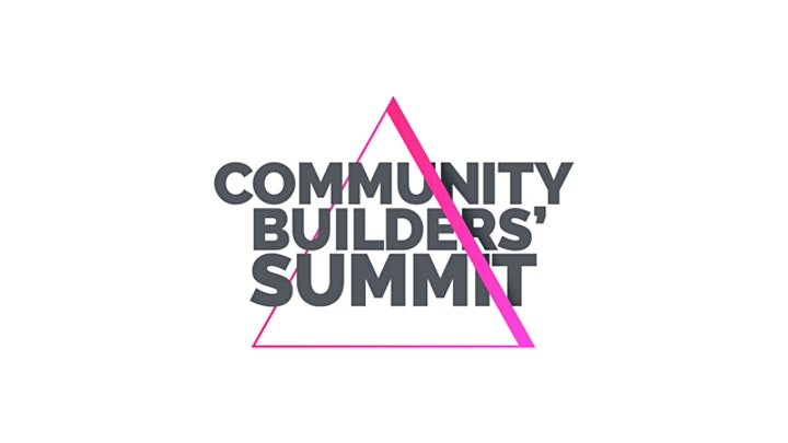 Community Builders' Summit 2020: Agents of Change image
