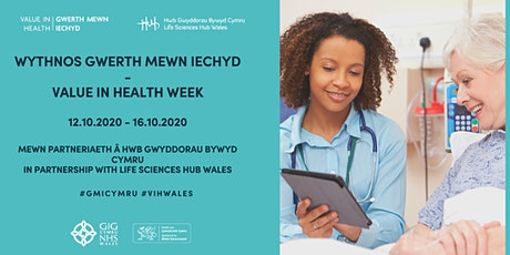 Value in Health - What does it mean for Wales? tickets