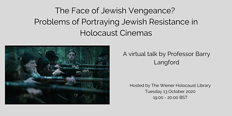 The Face of Jewish Vengeance? Problems of Portraying Jewish Resistance tickets