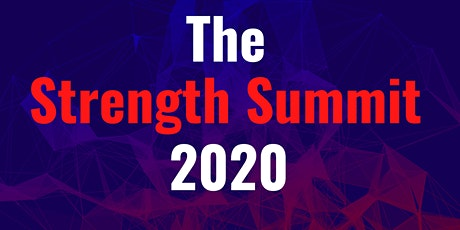The Strength Summit 2020 tickets