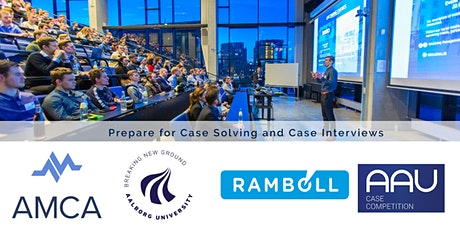 AMCA x AAUBS – Prepare for Case Solving and Case Interviews tickets