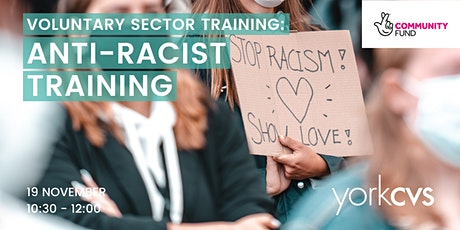 Anti-Racist Training tickets
